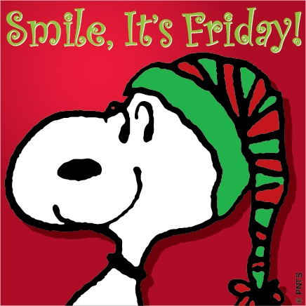 Image result for snoopy  its friday