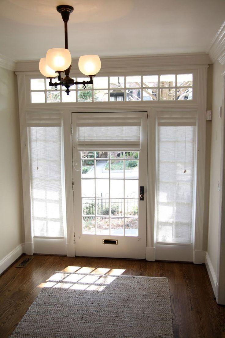 Best 20 Front Door Curtains Ideas On Pinterest Door