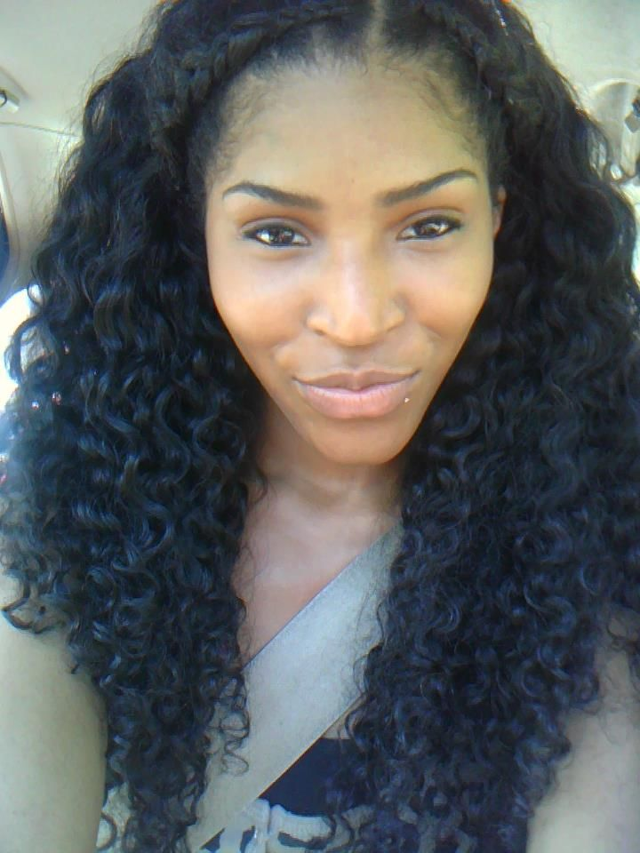 Malaysian Hair Weave Malaysian Curly Hair Extensions 18