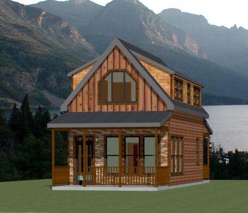 16x30 Tiny House 16X30H23C 878 Sq Ft Excellent
