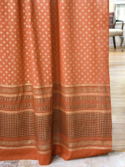 25 Best Ideas About Burnt Orange Curtains On Pinterest