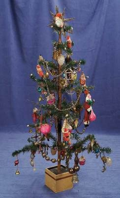 17 Best Images About Goose Feather Christmas Trees On