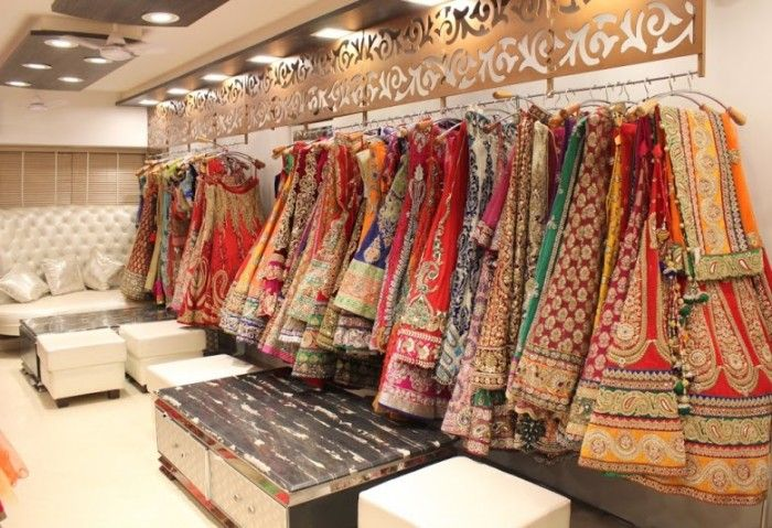 Where to Buy Bridal Lehengas in Chandni Chowk