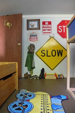 10 Images About Street Sign Decoration On Pinterest Craftsman Gallery Wall Art And Car Room