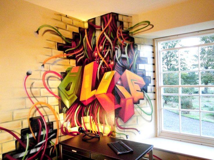 17 Best Images About Graffiti Room On Pinterest Graffiti