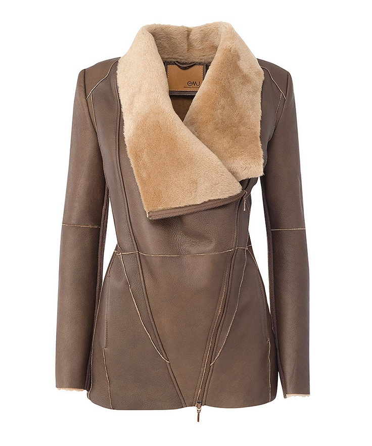 EMU Australia South Coast jacket in toffee, Designer