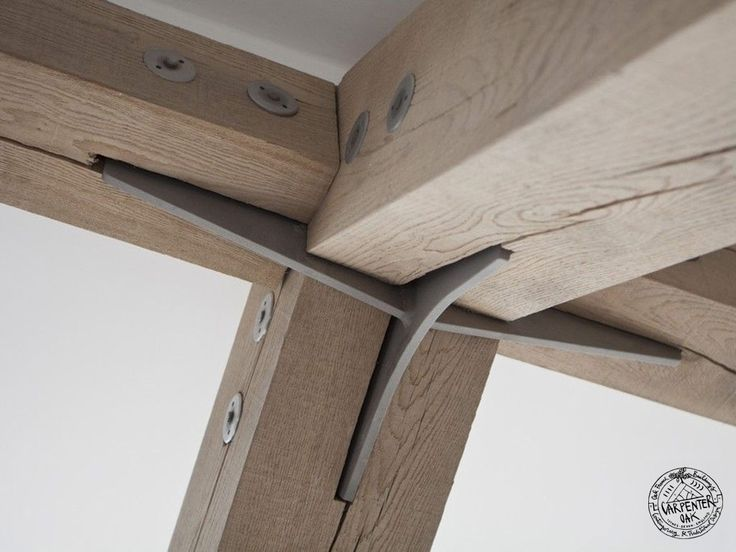 Traditional timber framing combined with modern steel fixings to create light and airy open spaces by Carpenter Oak   Roderick