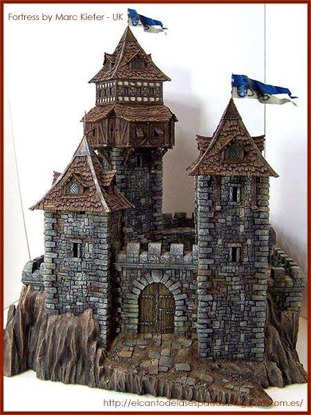 Tabletop Fantasy Terrain Kelli Arena