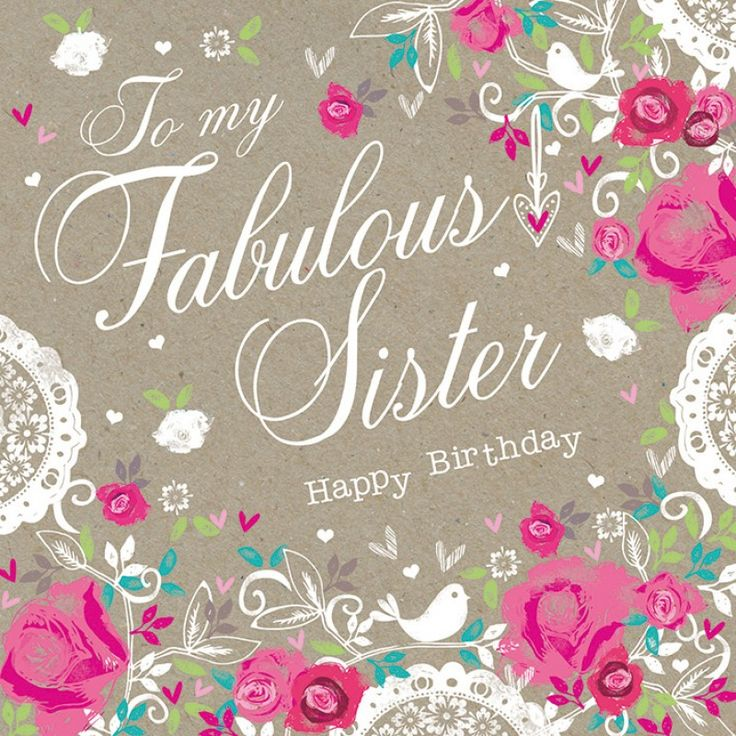 happy birthday sister Google Search Quotes Pinterest