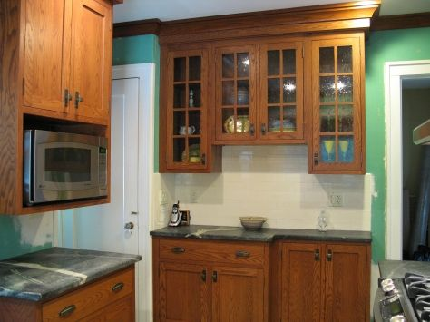 Are Oak Cabinets Totally Outdated Kitchens Forum