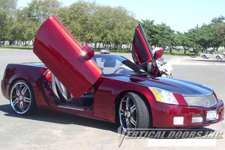 Cadillax XLR With Custom Scissor Doors Please Come To My Garage C Cars Pinterest
