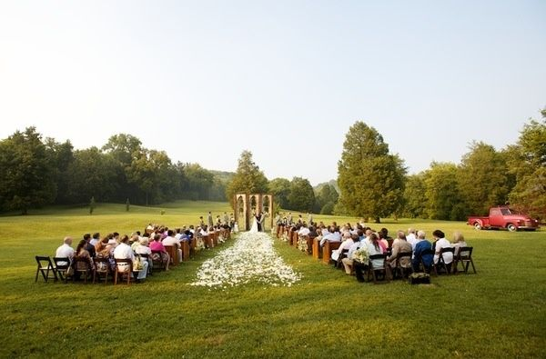 17 Best Images About Field Wedding Ideas On Pinterest