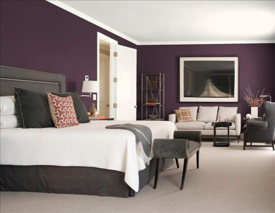 25 Best Ideas About Purple Gray Bedroom On Pinterest Palette Grey Bedrooms And Colors