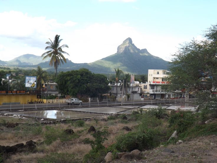 Tamarin Village West Coast Of Mauritius Discover Towns Amp Villages Of Mauritius Pinterest