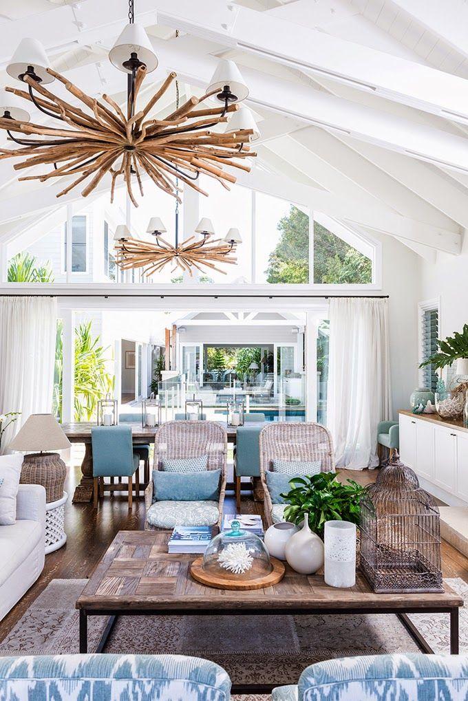House of Turquoise Cove Interiors Australian beach