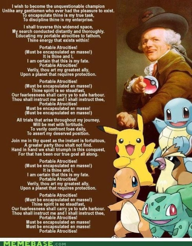 pokemon song, old guy style when a southern girl says