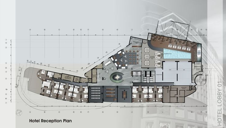 Hotel Building Designs And Plans