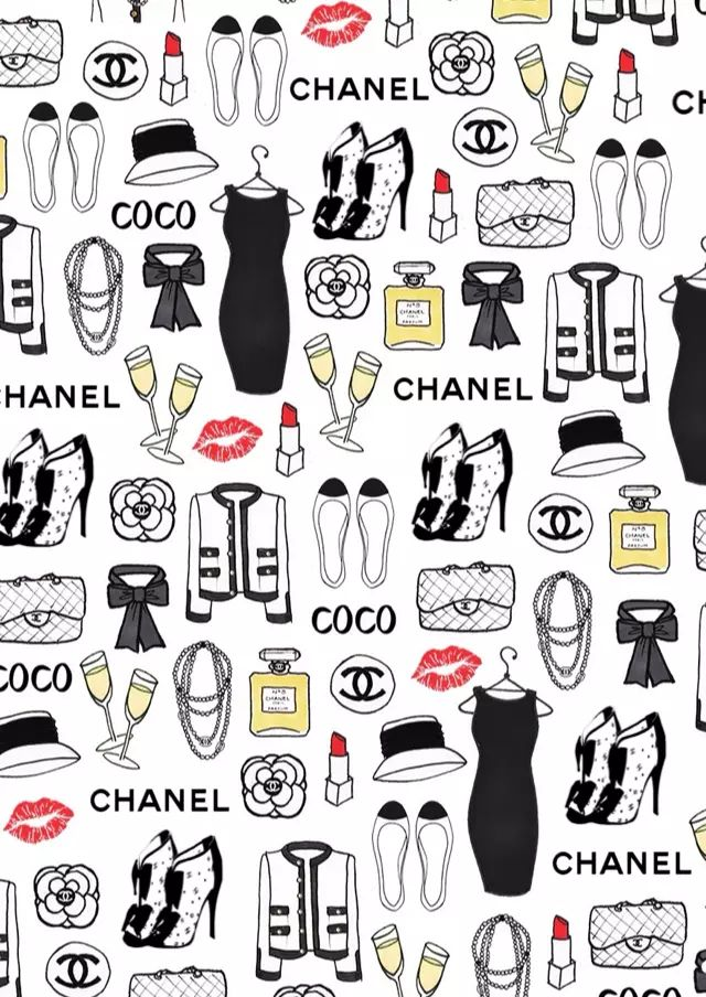 Chanel on We Heart It Chanel Pinterest Follow me, We