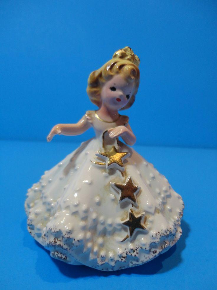 Josef Originals DECEMBER Birthday Girl From The Doll Of