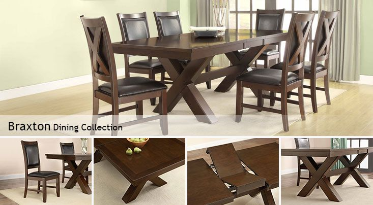 Costco Braxton Dining Collection Dining Room