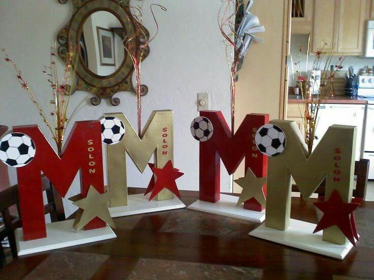 16 Best Images About Soccer Party On Pinterest Soccer