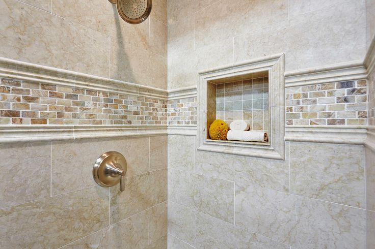 78+ Ideas About Accent Tile Bathroom On Pinterest