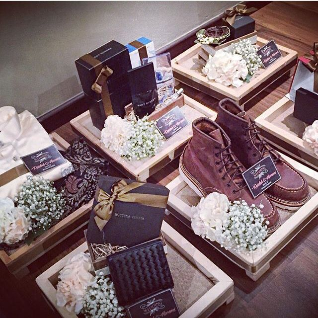 Pin by Pixie Love on Gift Tray/Dulang Hantaran Rustic
