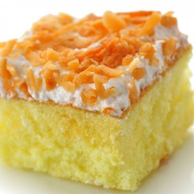 57 Best Images About Yellow Cake Recipes On Pinterest