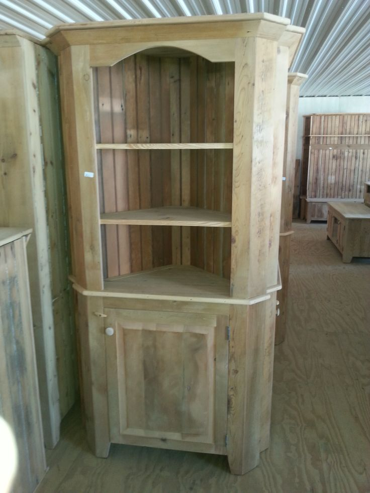 36 Best Images About Distressed Corner Cabinet On