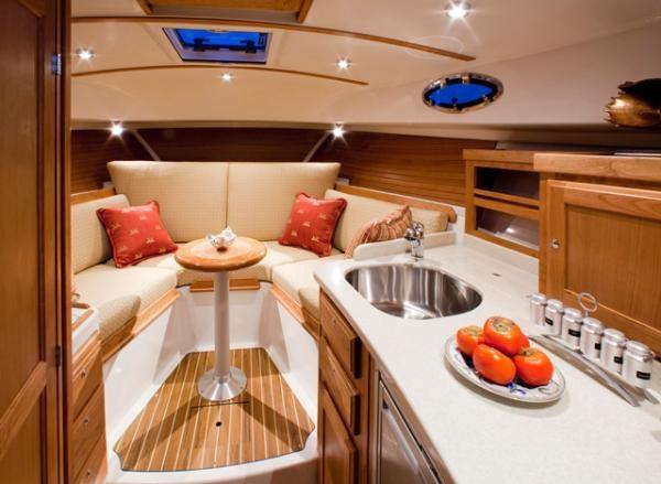 17 Best Images About Boat Interior Design On Pinterest