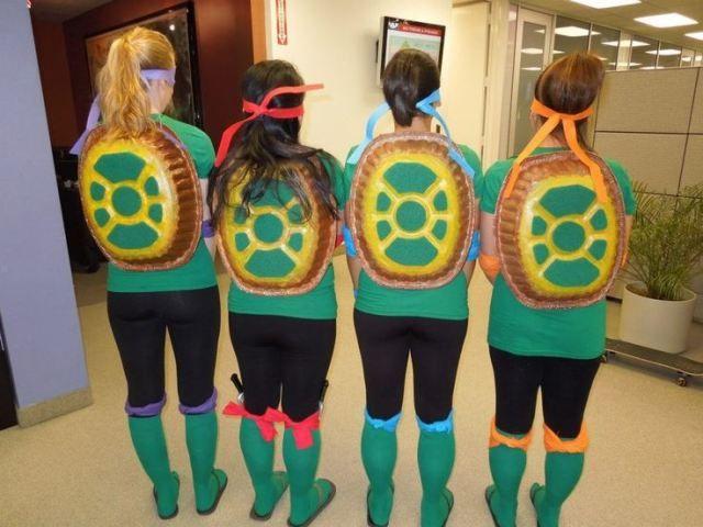 59 Homemade DIY Teenage Mutant Ninja Turtle Costumes – Big DIY IDeas