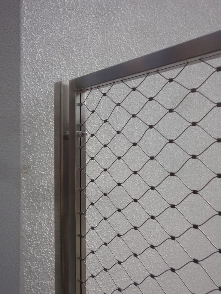 Mesh Inviss frames from Jakob Rope Systems