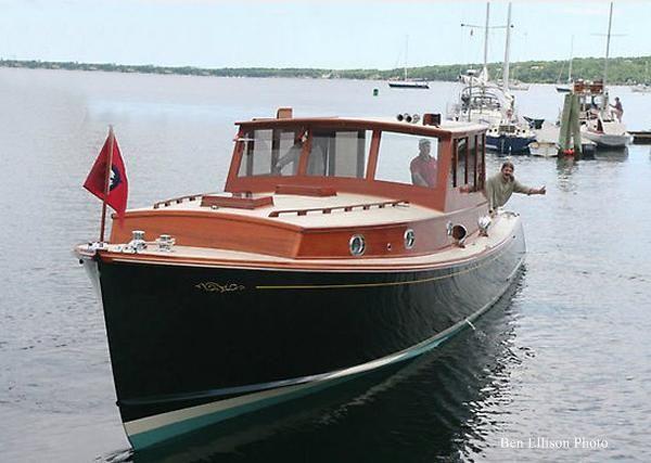 1963 Bunker Amp Ellis Picnic Boat Downeast Amp Other Boats