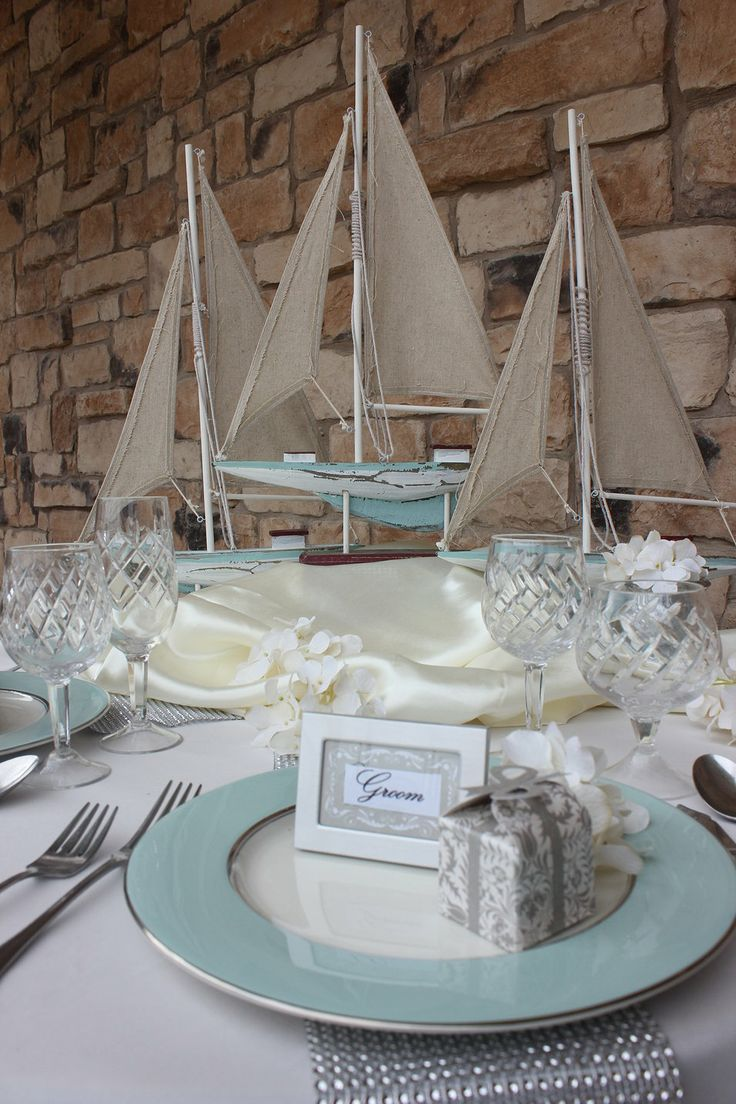 17 Best Images About Sailboat Themed Wedding On Pinterest