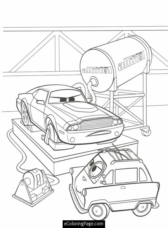 51 best images about Professor Z on Pinterest   Disney ...   free printable disney cars 2 coloring pages