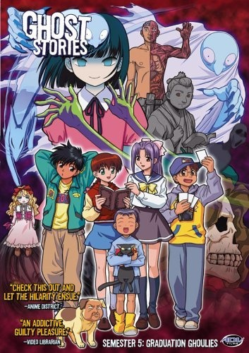 Ghost Stories Ghosts at School [DVD] Download Latest