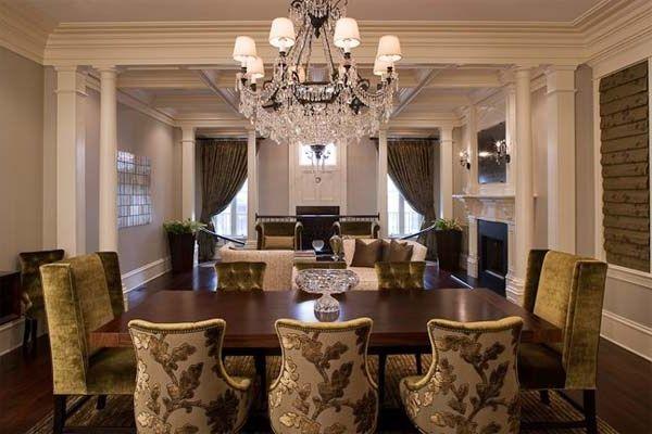 Traditional Formal Dining Room Ideas