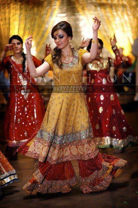 Pakistani Mendhi Function Irfan Ahson Photography