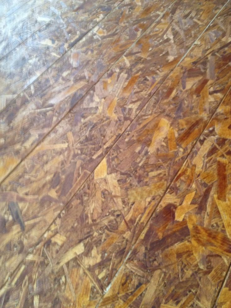 Shop Fit Osb Flooring Osb Everything Pinterest