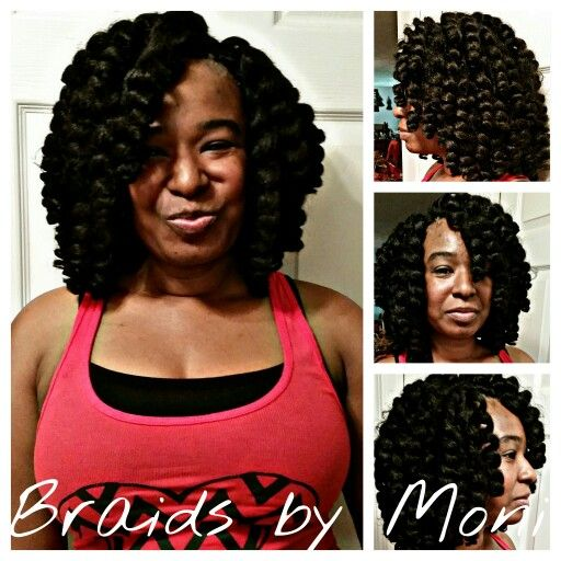 Crochet Braids Using Jamaican Bounce Hair Wwwstyleseat