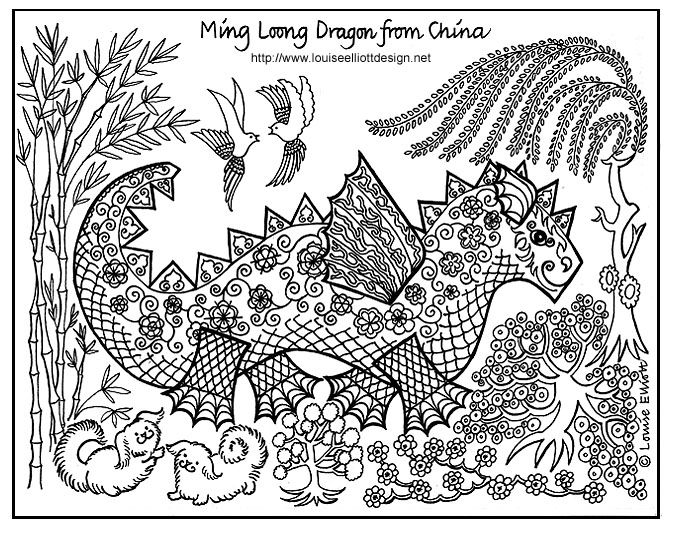 detailed animal coloring pages clettk