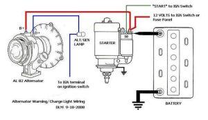 Fuse Panel Wiring Diagram as well VW Alternator Wiring