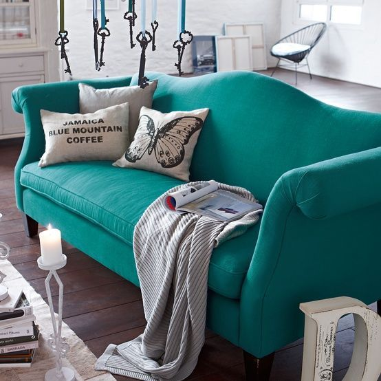 17 Best Ideas About Teal Sofa On Pinterest Teal Couch