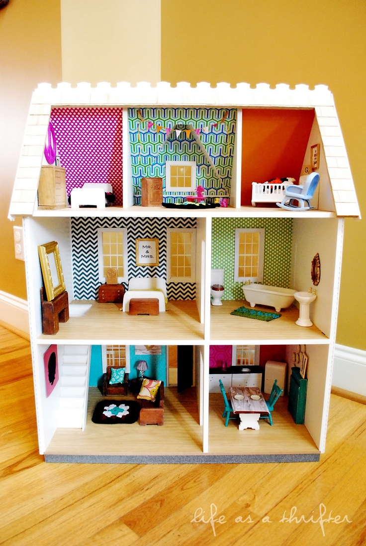 9 Best Images About Claras Dollhouse Redesign Inspiration