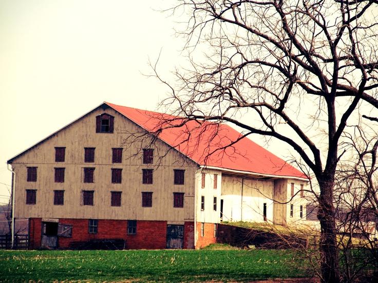 Littlestown, PA Barn Photos Taken By Frank Roloson