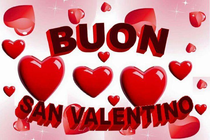 Buon San Valentino Italiano Happy Valentines Day