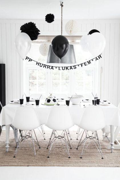 kjerstislykke monochrome party children