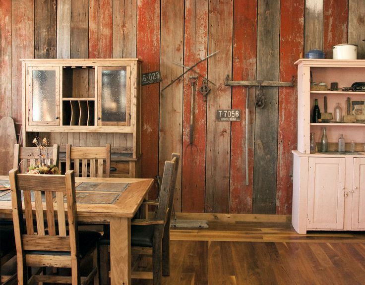 1000 Ideas About Barn Wood Cabinets On Pinterest Wood