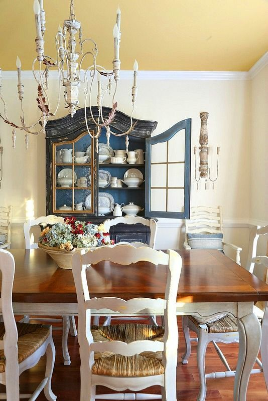 17 Best Ideas About French Country Farmhouse On Pinterest