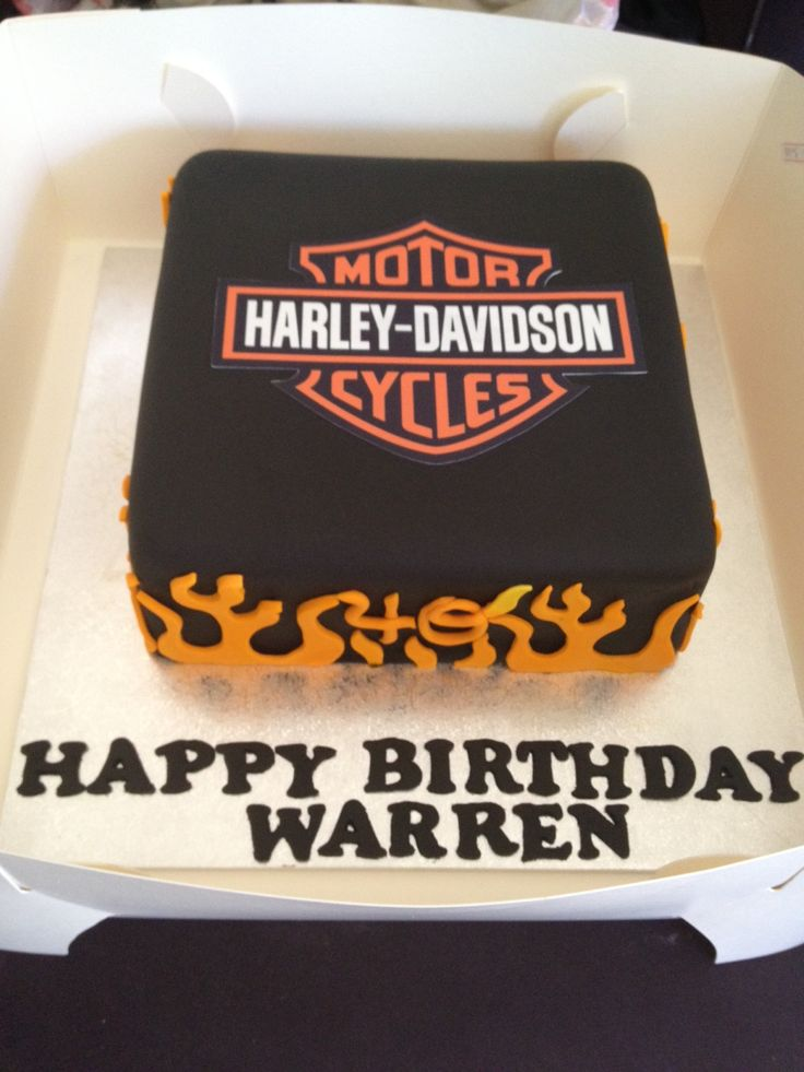 17 Best Images About Harley Davidison Party Theme On